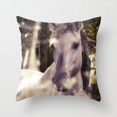 Unshakable Peace Throw Pillow