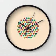 Circles Circle Wall Clock