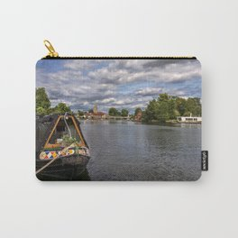 The River Thames At Marlow Carry-All Pouch