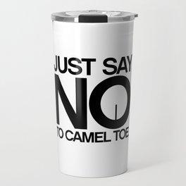 Camel Toe Travel Mug