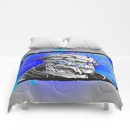 Garrus Vakarian: Mass Effect (color) Comforters