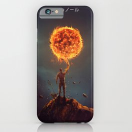 Escanor iPhone Case