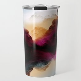 Learning from the past Travel Mug