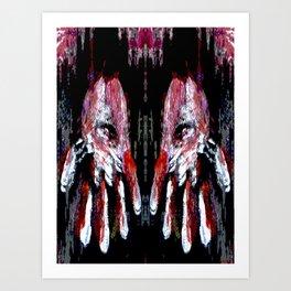 HANDOUT Art Print