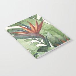 Tropical Flora I Notebook