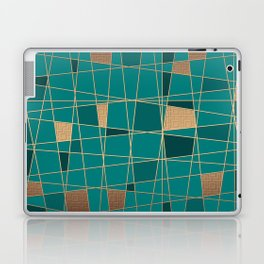 Abstract geometric pattern 11 Laptop & iPad Skin