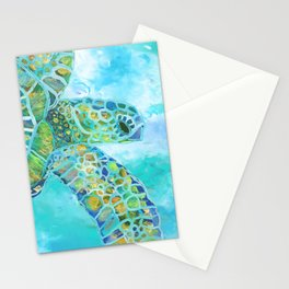Honu 11 Stationery Cards