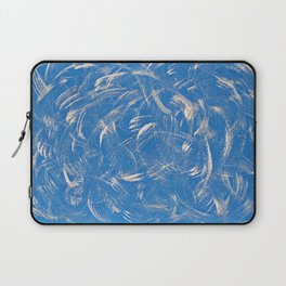 Brushed #abstract #pattern Laptop Sleeve