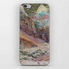 Calico Mountains iPhone & iPod Skin
