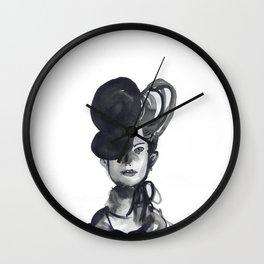 Woman XY 101 Wall Clock