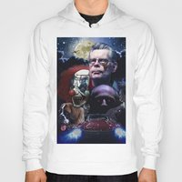 stephen king Hoodies featuring Stephen King by Saint Genesis