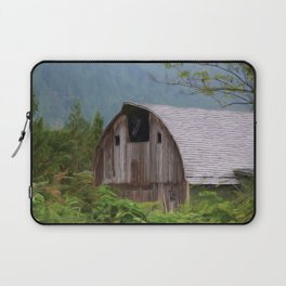 Middle Of Nowhere - Country Art Laptop Sleeve