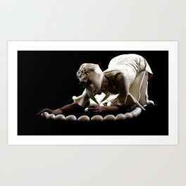 THE ORDER OF PHANES Art Print