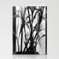 bamboo Stationery Cards featuring Bamboo by Lindzey42
