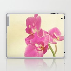 Pink Orchid Laptop & iPad Skin