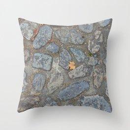 Cobbles Throw Pillow