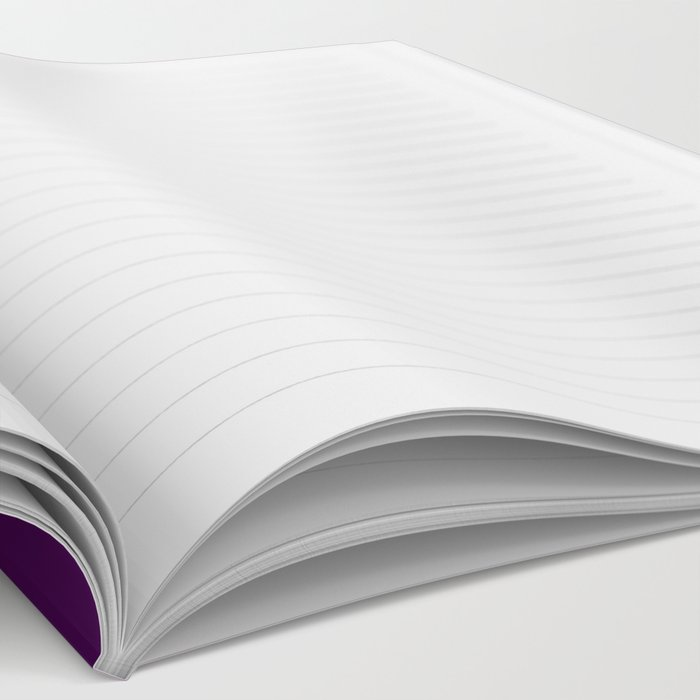 Simple Dragon Print Notebook