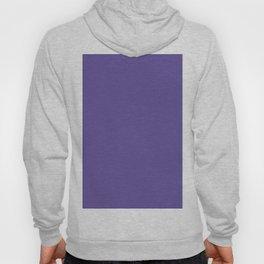 Ultraviolet Purple Pantone Color of The Year 2018 Hoody