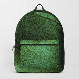 Leafy Green Backpack