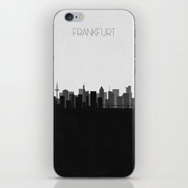 City Skylines: Frankfurt am Main iPhone Skin