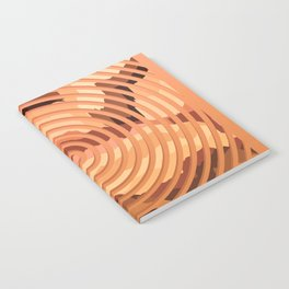 TOPOGRAPHY 2017-000 Notebook