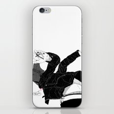 Cough it Up iPhone & iPod Skin