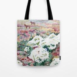 Wild chamomiles Tote Bag