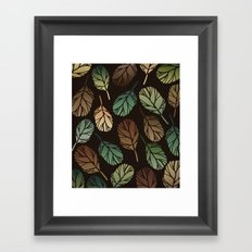 Colors Of Nature Framed Art Print