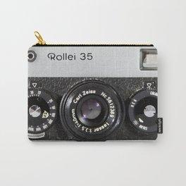 Rollei 35 Carl Zeiss Tessar Camera Carry-All Pouch