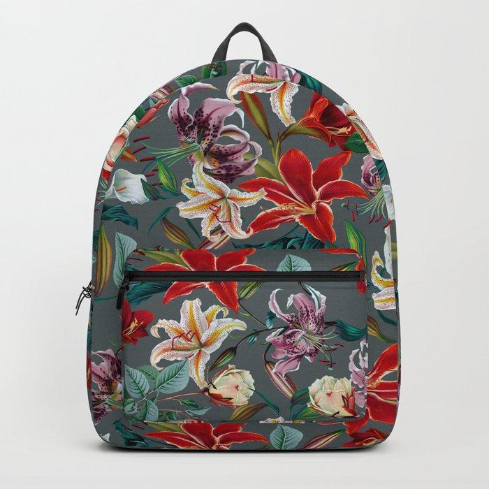 EXOTIC GARDEN VIII Backpack