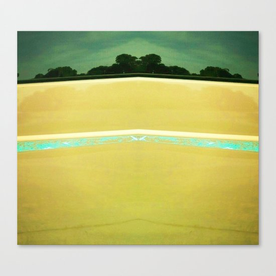 Beach to Paradise Canvas Print