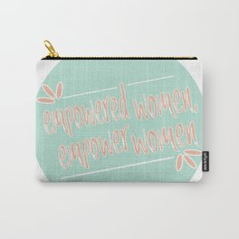 emPowered Women - Decal Carry-All Pouch