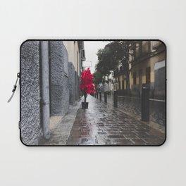 Christmas landscape Laptop Sleeve