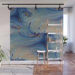 Splash Wall Mural
