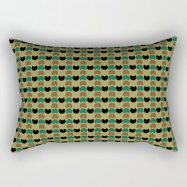 Hob Nob Camo Rectangular Pillow