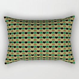 Hob Nob Camo Rectangular Pillow