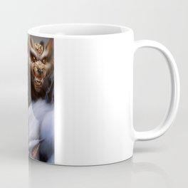 "Ravenous ""QUEEN of WOLVES""  Coffee Mug"