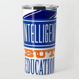 Education Travel Mug