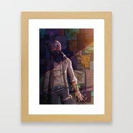 Impure Framed Art Print