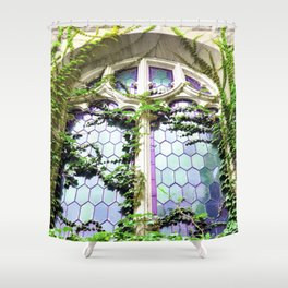 The Queen's Chamber Shower Curtain