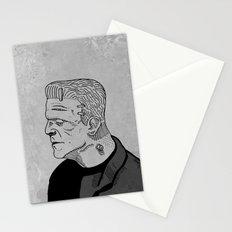 Karloff's Monster Stationery Cards