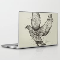 wanderlust Laptop & iPad Skins featuring Wanderlust by Tobe Fonseca