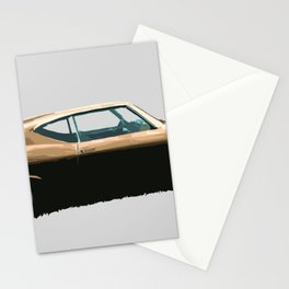Old Car Stationery Cards