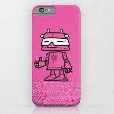 Ze Robot, Pink :) iPhone 6 Slim Case