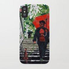 Metro (Métro) iPhone X Slim Case