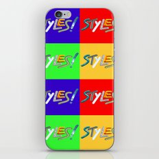 Styles iPhone & iPod Skin