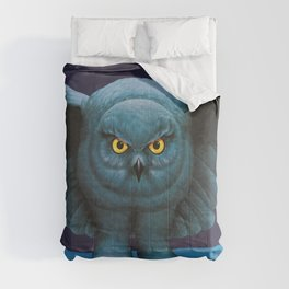 Rush Fly By Night Comforters
