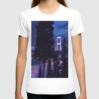 bridge T-shirts featuring bridge by gzm_guvenc