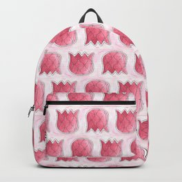 Topsy Turvy Tulips 2 Backpack