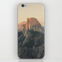 Half Dome III iPhone Skin